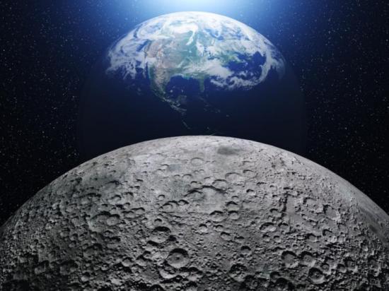Científicos aseguran que la Luna fue habitable hace 4.000 millones de año