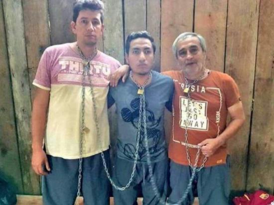 Fiscalía colombiana realiza cargos contra secuestrador del equipo periodístico
