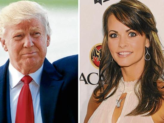 Karen McDougal vuelve a poner en aprietos a Trump