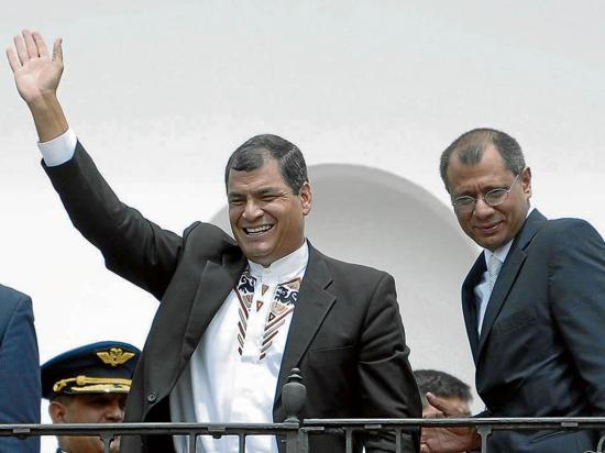 La CIDH tratará las  medidas cautelares para Rafael Correa y Jorge Glas