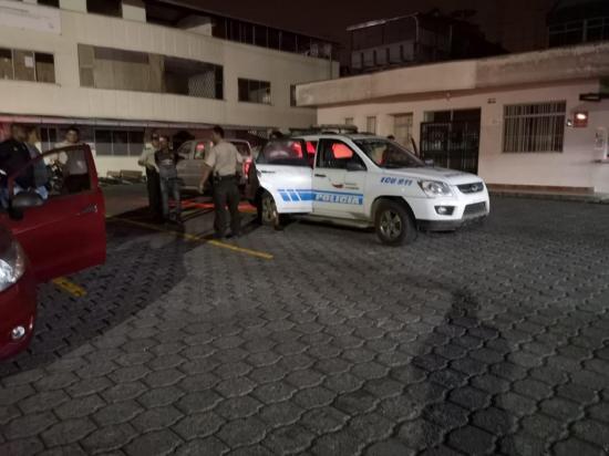 Santo Domingo: El populacho captura a dos presuntos ladrones