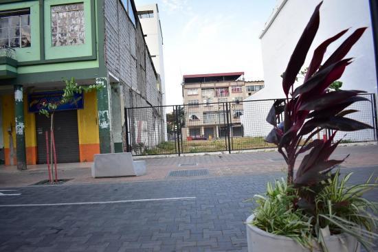Terrenos vacíos en Portoviejo contrastan con la regeneración