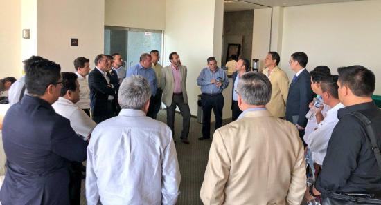 Clubes censuran convenios firmados con la FEF y buscarán el reemplazo de Carlos Villacís