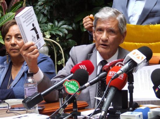 Comisión de Derechos internacional pide liberación de exasambleísta ''perseguido'' por Correa