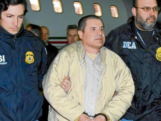 """Citan a 30 testigos de """"El Chapo"""" a declarar contra """"El Licenciado"""""""