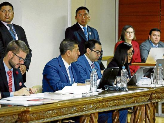 Ratifican la prisión para Rafael Correa