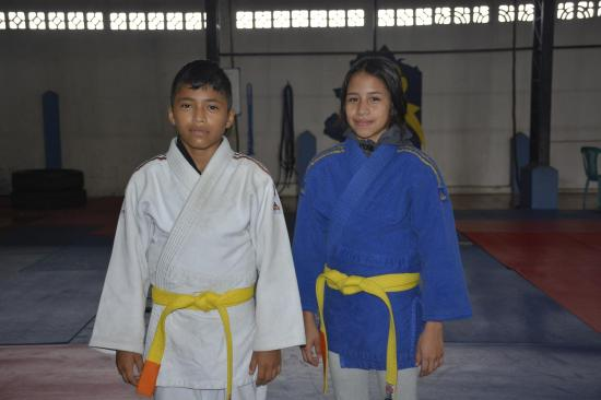 """Mini"" judocas se lucen en el ranking"