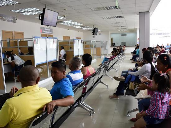 Registro Civil extiende servicios a 24 de Mayo