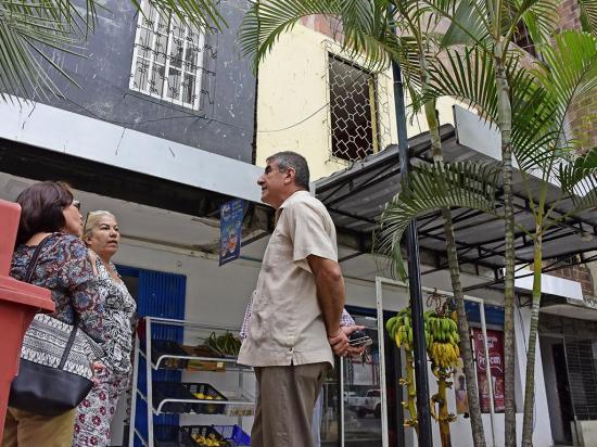 Se niegan a dejar los multifamiliares en Los Tamarindos