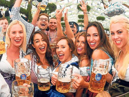 Duplican venta de cervezas