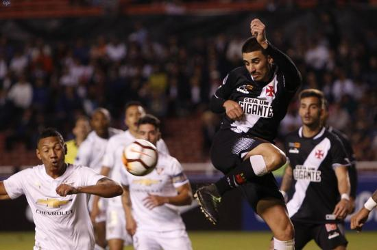 Liga de Quito aplasta a Vasco da Gama y gana 3-1 como local [Copa Sudamericana]