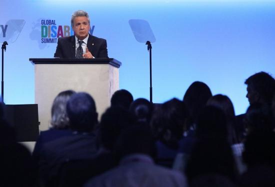 Moreno se reúne con empresarios escoceses para tratar inversiones en energía