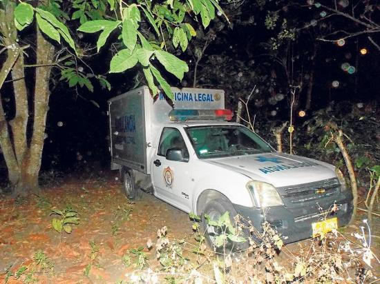 Portoviejo: Un hombre fue encontrado sin vida y amarrado en Alajuela