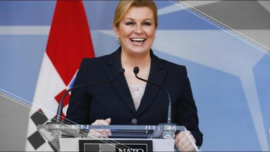 ¿Quién es verdaderamente Kolinda Grabar, la presidenta de Croacia?