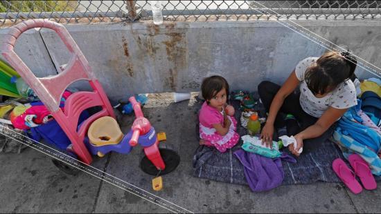 ¿Sabías que México es el país que más deporta gente en Centroamérica?
