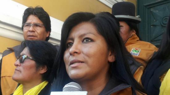Alcaldesa boliviana propone ley para castración química a violadores de niños