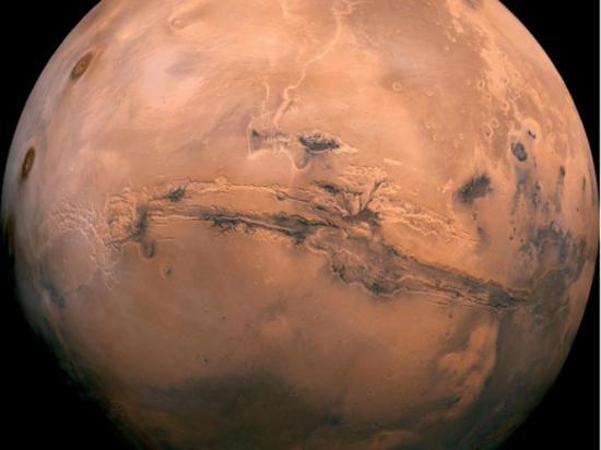 Hay los ingredientes para la vida en Marte