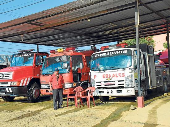 Parroquias tendrán brigadas de prevención de incendios