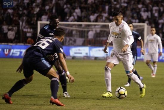 El ganador de la primera fase, Liga, contra campeón Emelec, el partido más atractivo de la fecha