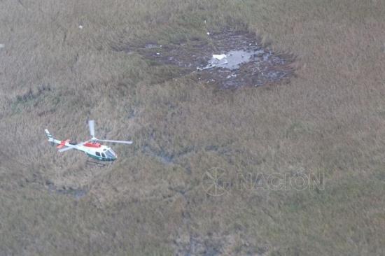 Descartan sobrevivientes de choque de avioneta en la que iba ministro paraguayo