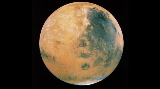 Avistar Marte claramente desde la Tierra, una oportunidad cada 15 años