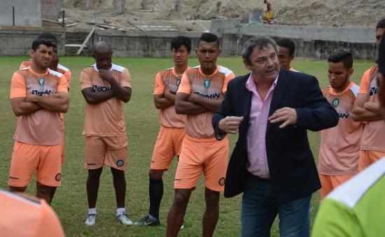 Liga de Portoviejo ya tiene un nuevo director técnico