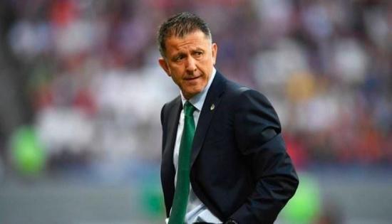 Juan Carlos Osorio ya dejará de ser el director técnico de México