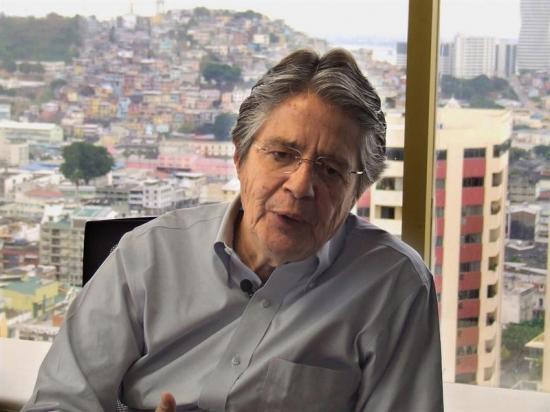 Guillermo Lasso cree que Moreno es un Correa con ''cara amable''