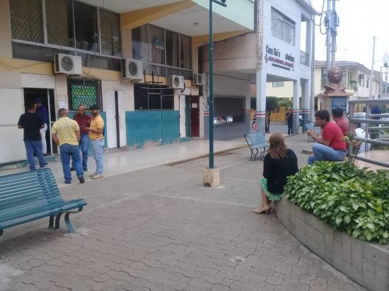 Sismo de 3.9 grados de magnitud sacude a Jipijapa