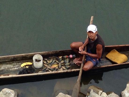 La pesca no pasa de moda