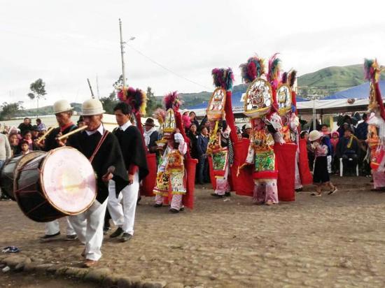 El Tushug, un sacerdote de la lluvia