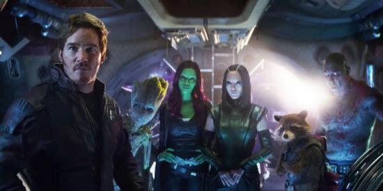 Los actores de ''Guardianes de la Galaxia'' piden el regreso de su director