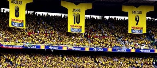 Acusan a Federación Colombiana Fútbol de reventa entradas para eliminatorias