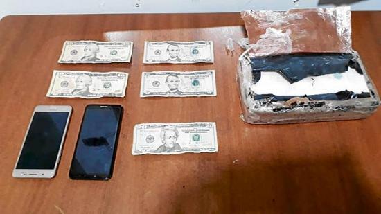 Acusados de vender cocaína