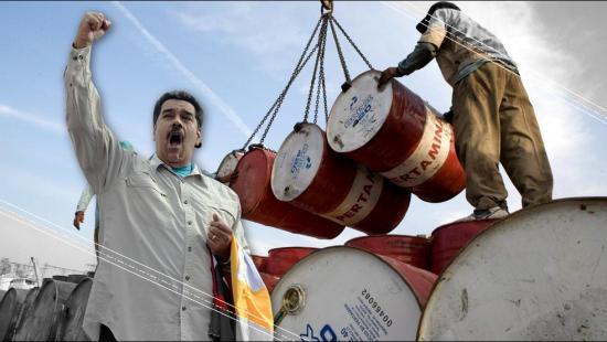 ¿Por qué Venezuela compra tanto petróleo y no compra comida?