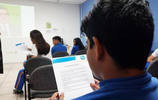 Likes, un proyecto de educación innovadora dedicado a jóvenes sobre seguridad en internet