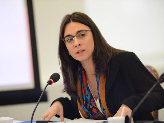 ''Medidas que pide Correa son inadmisibles'', según Catalina Botero, exrelatora de la CIDH