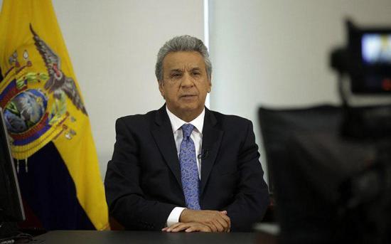 Lenín Moreno dispone levantar confidencialidad de contrato sobre caso Gabela