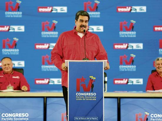 Chavistas festejan un año de asamblea