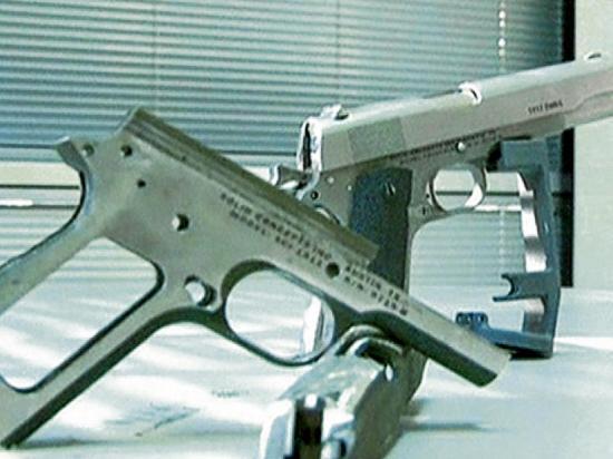 Demandan a Trump por permitir la impresión de armas en 3D