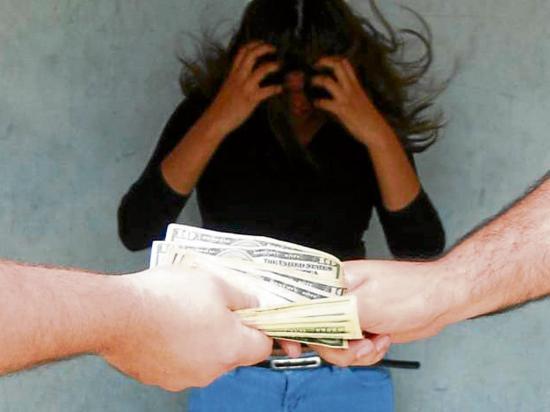 La onu pide que no se deje sin castigo a los  traficantes de personas