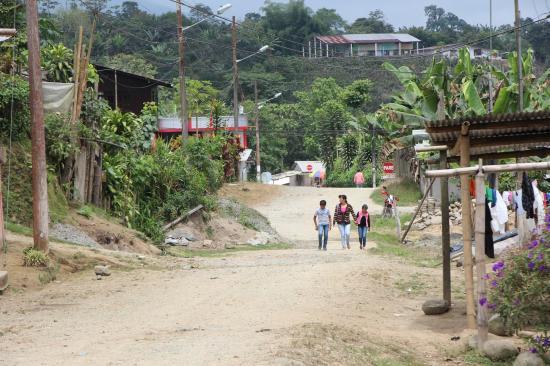 Barrio Nueva Loja pide obras