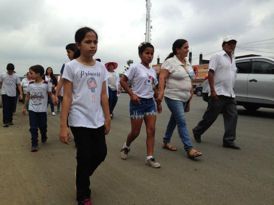 """Quieren """"rescatar"""" a las familias"""