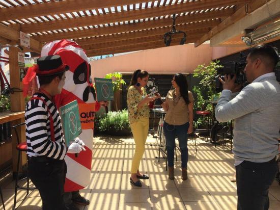 Restaurantes quiteños eliminan uso de sorbetes en campaña municipal
