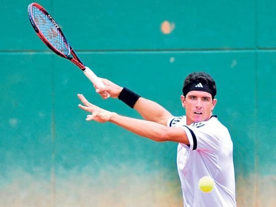 Emilio Gómez está imparable tras vencer a un argentino en el Tamarindo Open