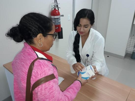 La fase 2 del Hospital de Especialidades de Manabí aún no se completa