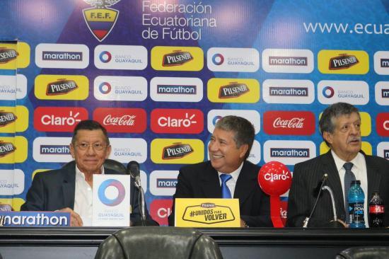 El 'Bolillo' Gómez arriba a la Federación Ecuatoriana de Fútbol