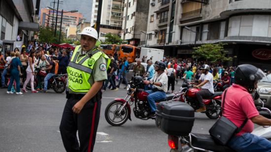 Una parte de Caracas se queda sin luz por segunda vez en la semana