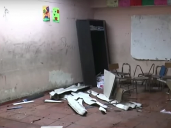 Estalla bomba en una escuela
