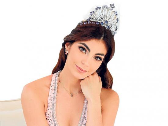 La manabita Virginia Limongi se preparará para el Miss Universo en Filipinas